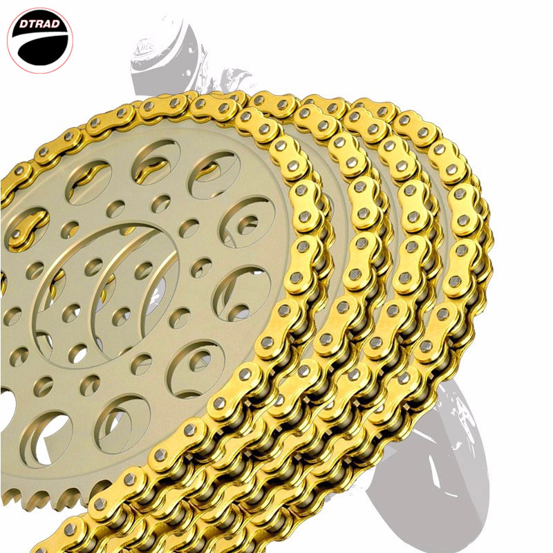 Motorcycle Drive Chain 420 L108 For YAMAHA DT50R 86-00 RZ50 81-89 TZM50R 94- GT80 77-82